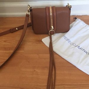 Rebecca minkoff tassel bag